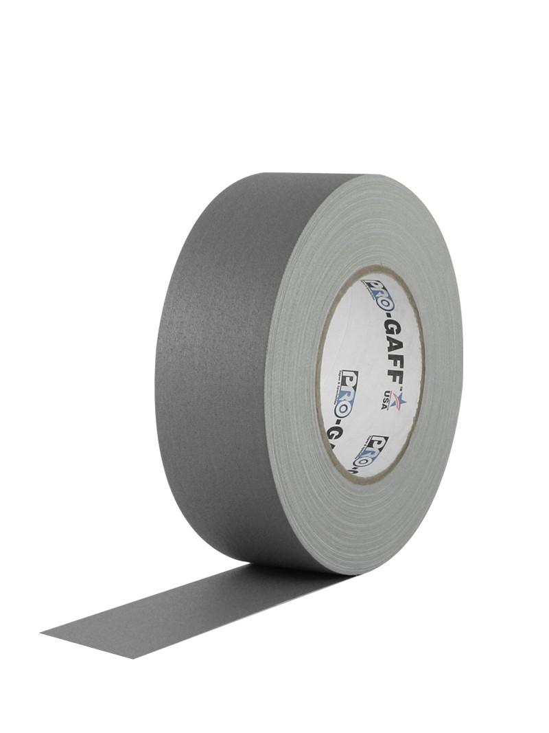 PRO GAFF® Mat platnena traka siva