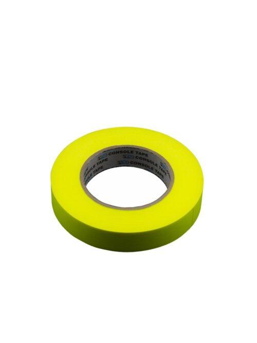 Pro Console papirna traka fluo žuta
