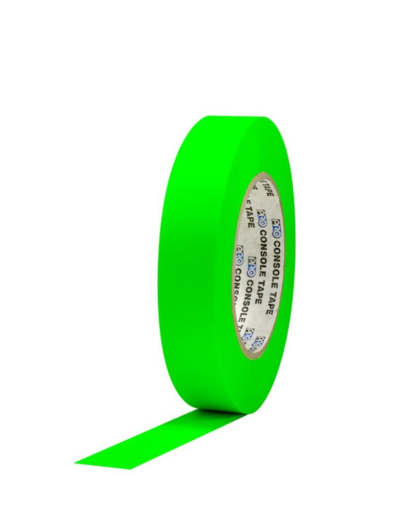 Pro Console papirna traka fluo zelena
