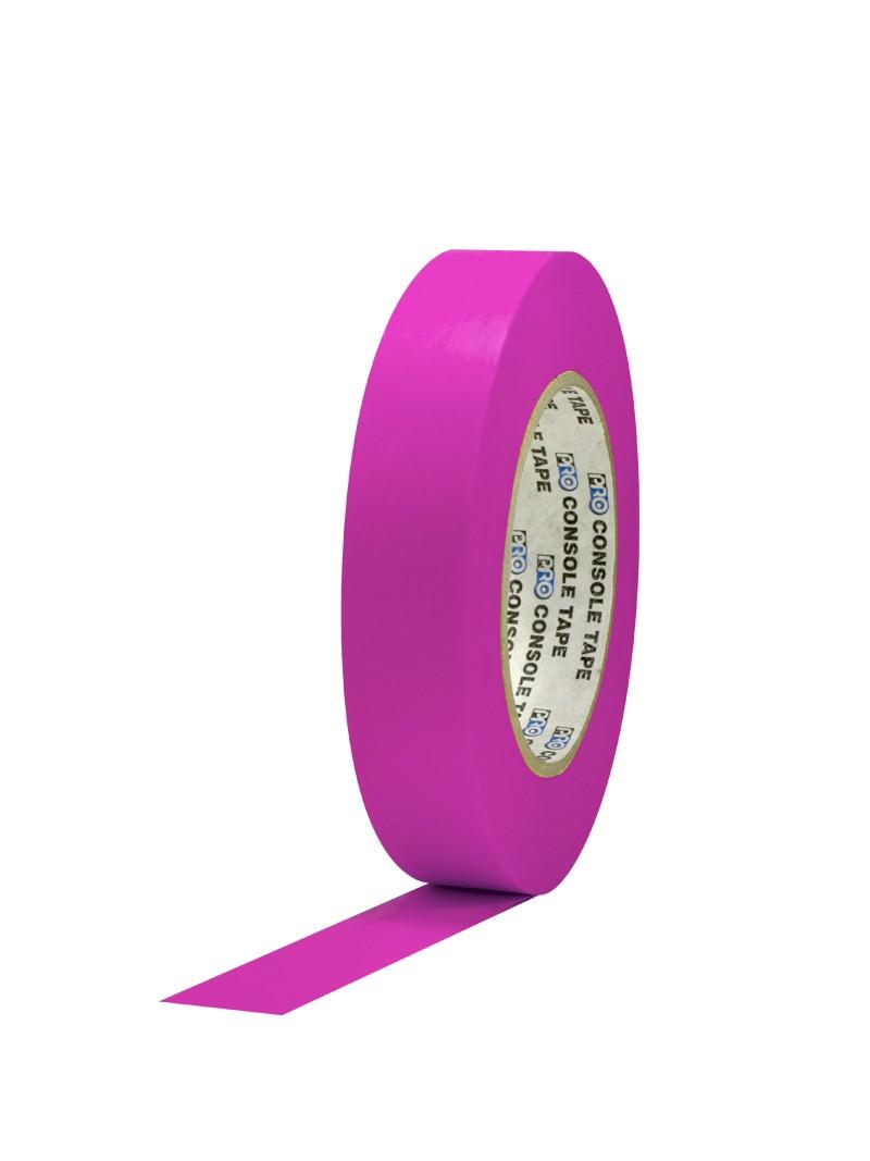 Pro Console papirna traka fluo pink
