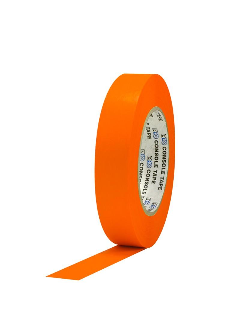 Pro Console papirna traka fluo oranž