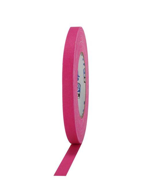 PRO® SPIKE Mat platnena traka fluo pink
