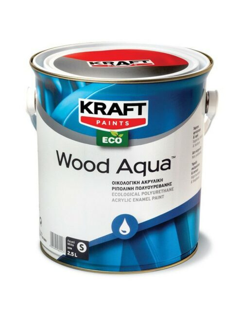 KRAFT ECO WOOD AQUA