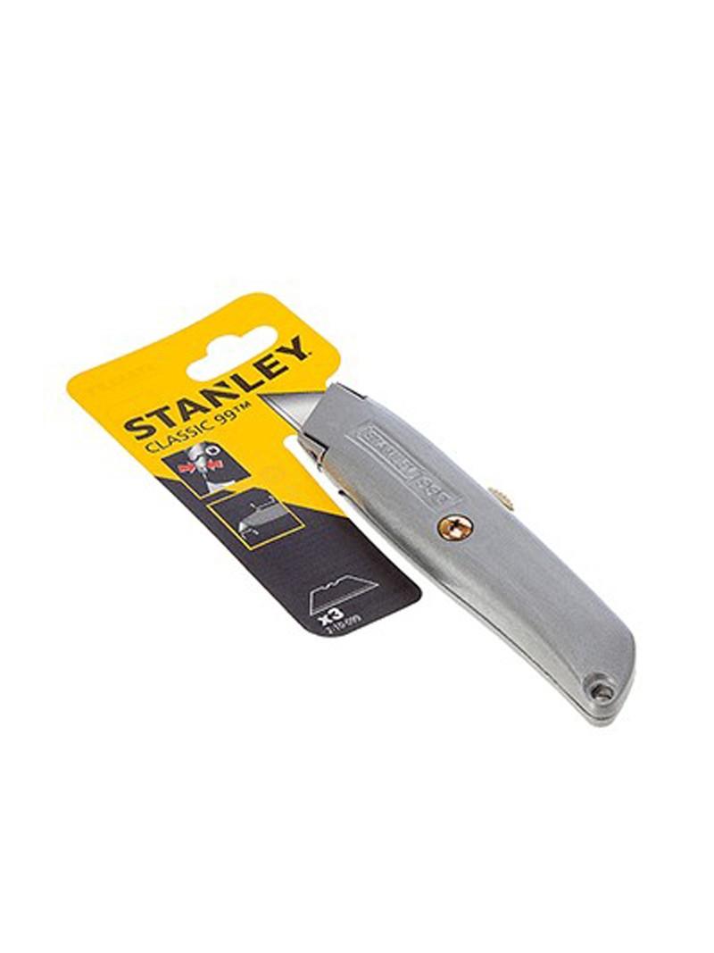 Stanley Skalpel trapez metalni pro