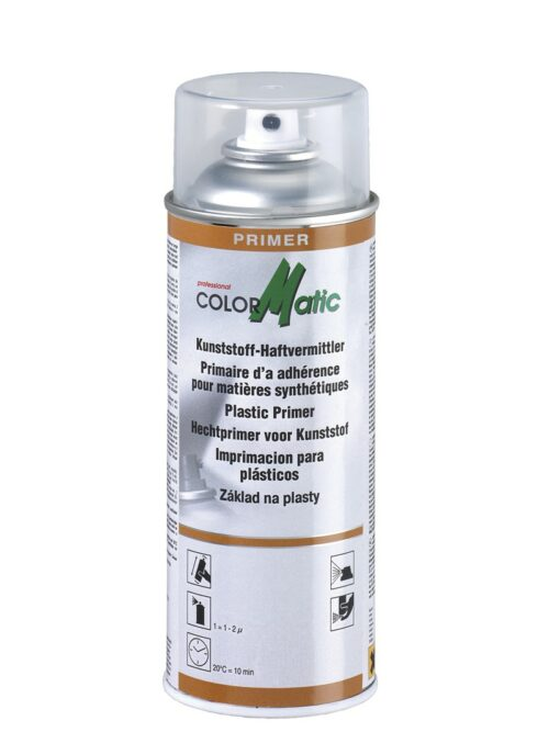 COLORMATIC PLASTIC PRIMER