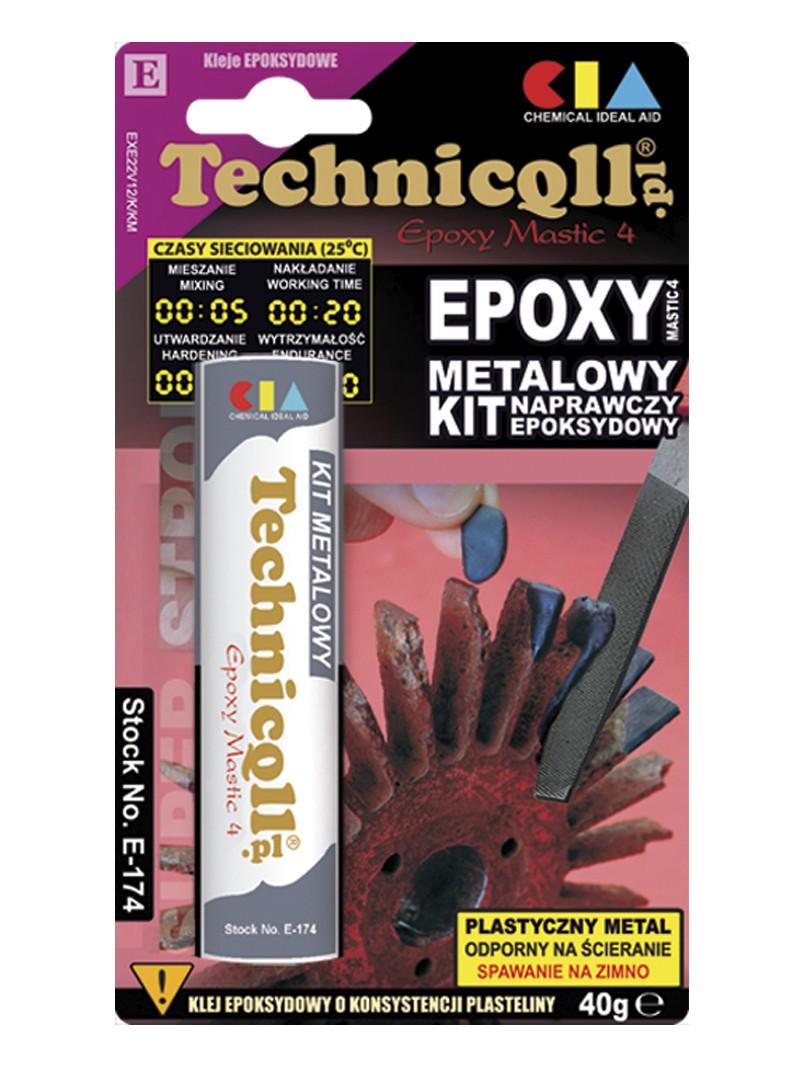 Epoksidni metalni kit