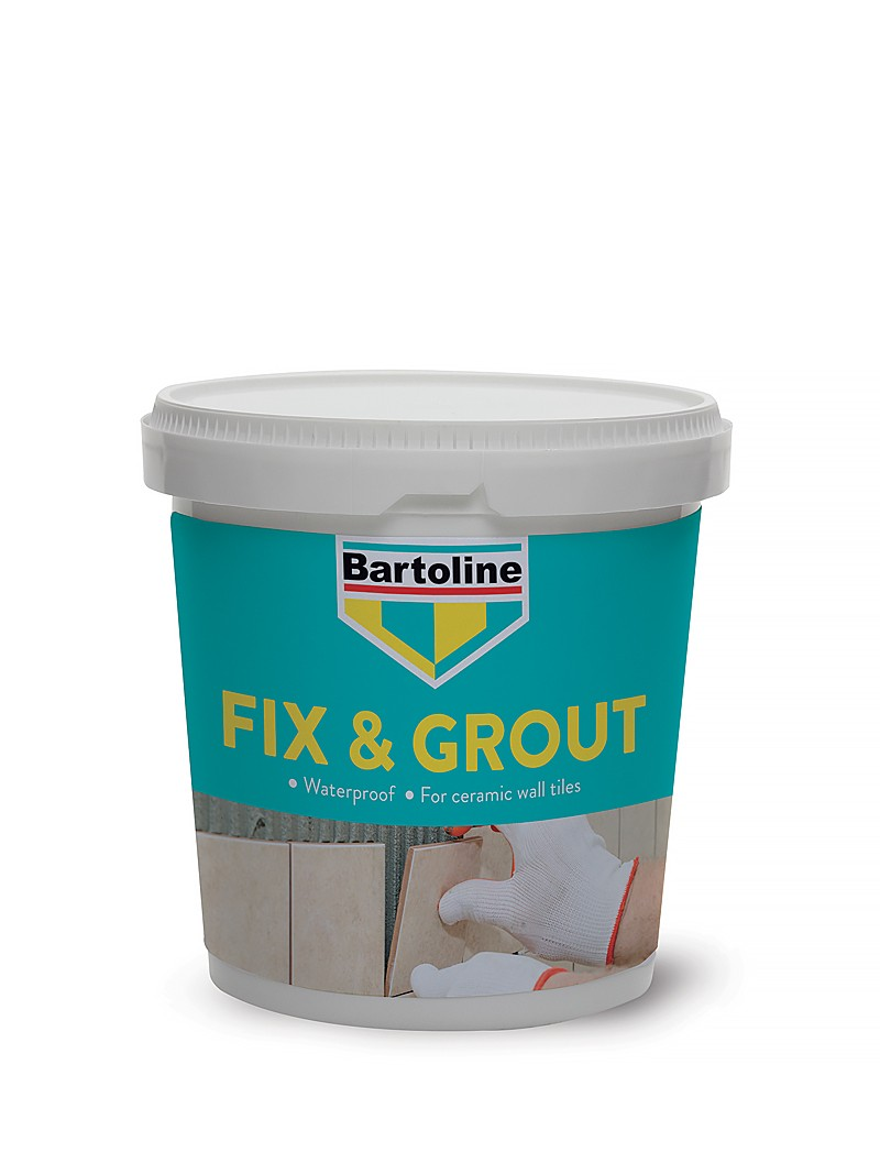 FIX AND GROUT – lepak i fug masa