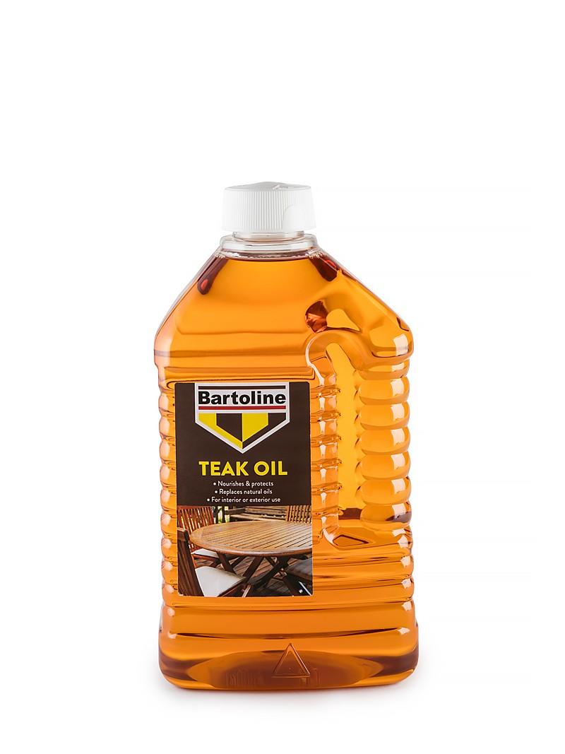 Tikovo ulje