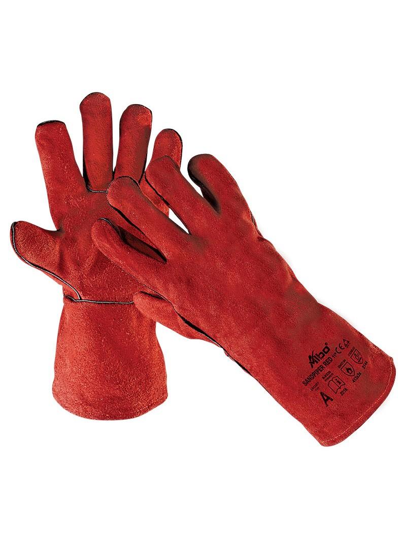 Zaštitne rukavice Sandpiper Red