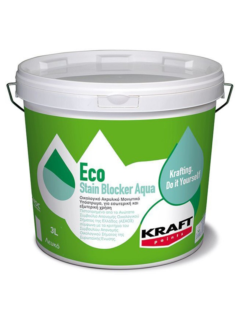 Eco Stain Blocker Aqua
