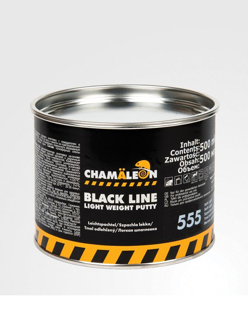 555 SOFT LIGHT PUTTY BLACK LINE