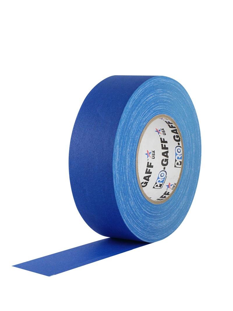 PRO GAFF® Mat platnena traka el. plava