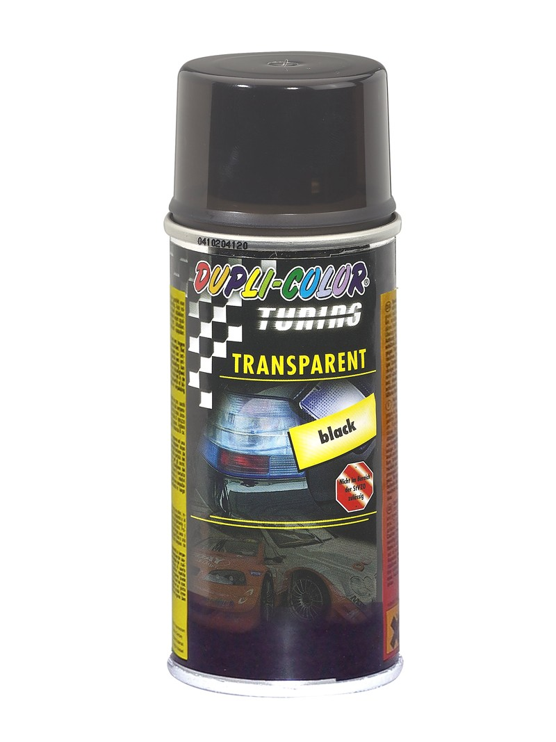 DC Tuning Transparent Spray
