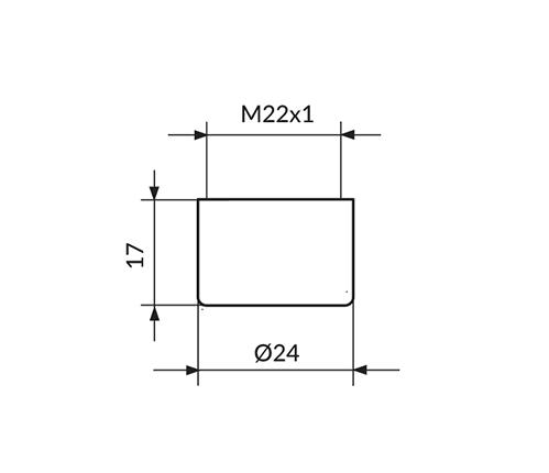 PERLATOR NEOPERL M22 - HONEYCOMB